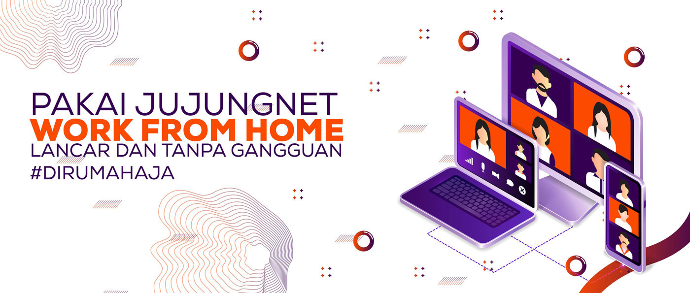 Work From Home Lancar Tanpa Gangguan